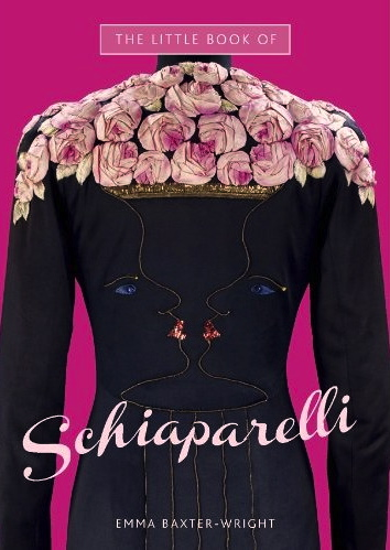 The Little Book of Schiaparelli - front cover.