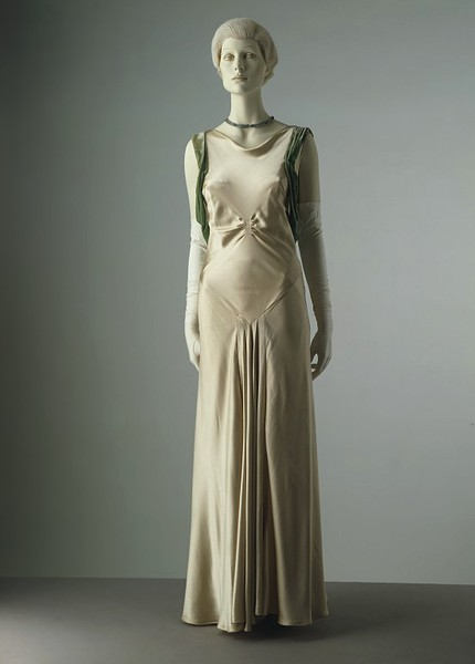 6ca15a202c07 1930s Wedding Dress