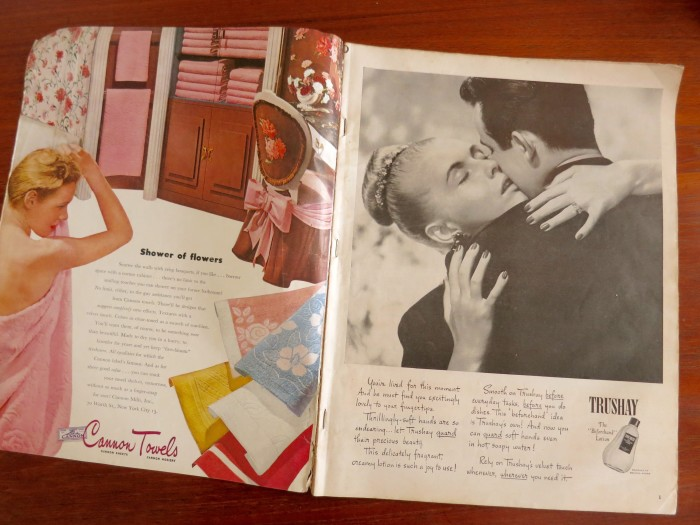 McCall's Magazine: October 1945 (Inside front cover)