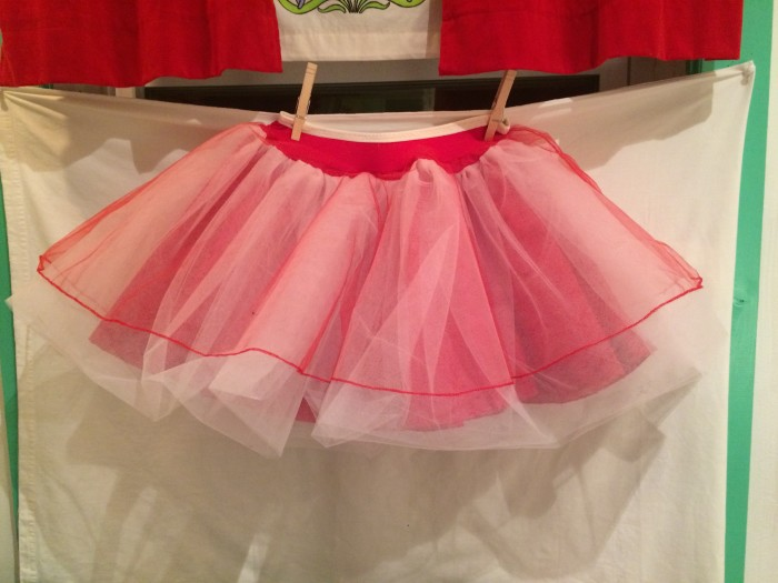 Tulle skirt/petticoat by HLB