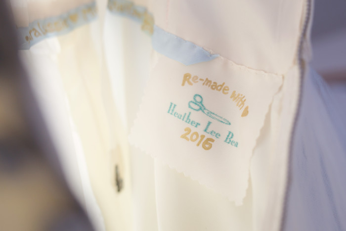 Custom tag by HLB (Photo by Brittany Rae Photography)